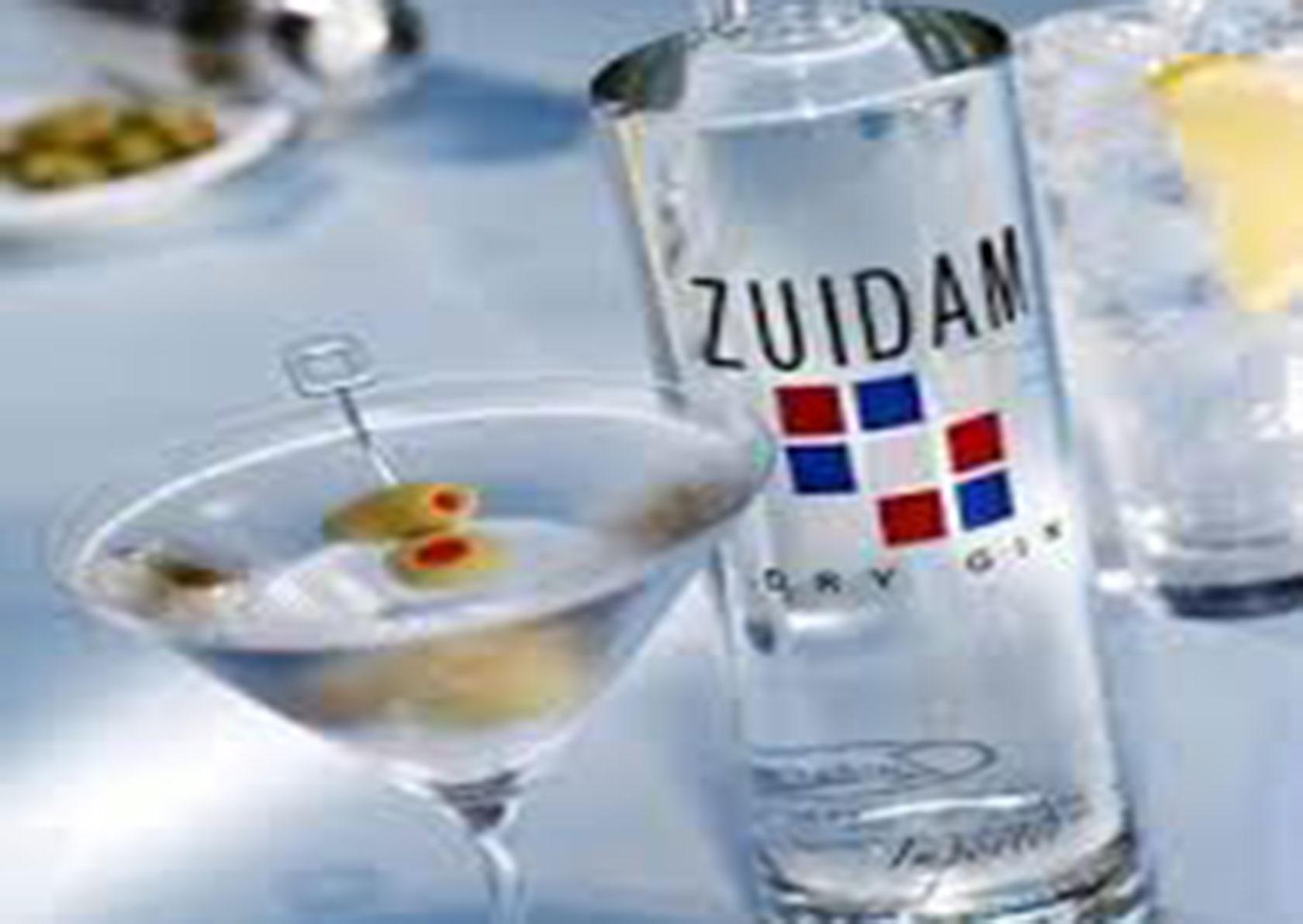 Zuidam Gin