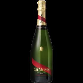 Mumm Cuvée Cordon Rouge Brut Champagne NV 75CL