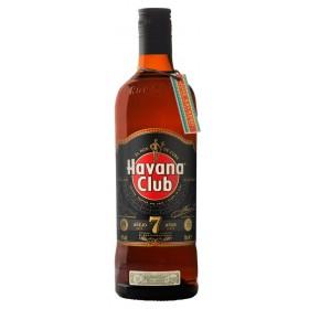 Havana Club 7 Años 40% 0,7