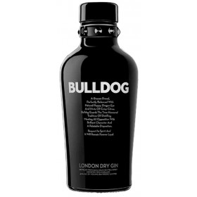 BullDog London Dry Gin 0,7