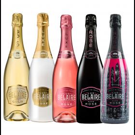 Luc Belaire Pakken (5 flasker)