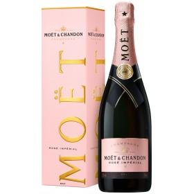 Moët & Chandon Impérial Rosé Brut Champagne  N.V. 75CL