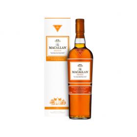 Macallan Sienna 1824 series single spey sidemalt whiskey 43%